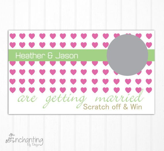 scratch-off hearts card for valentine's day