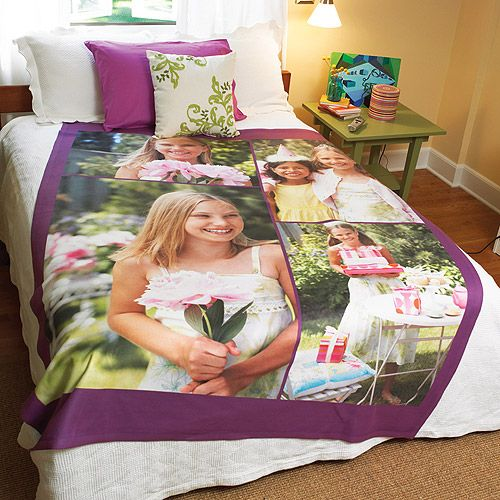 50x60 Collage Fleece Photo Blanket 36 Walmart My Life