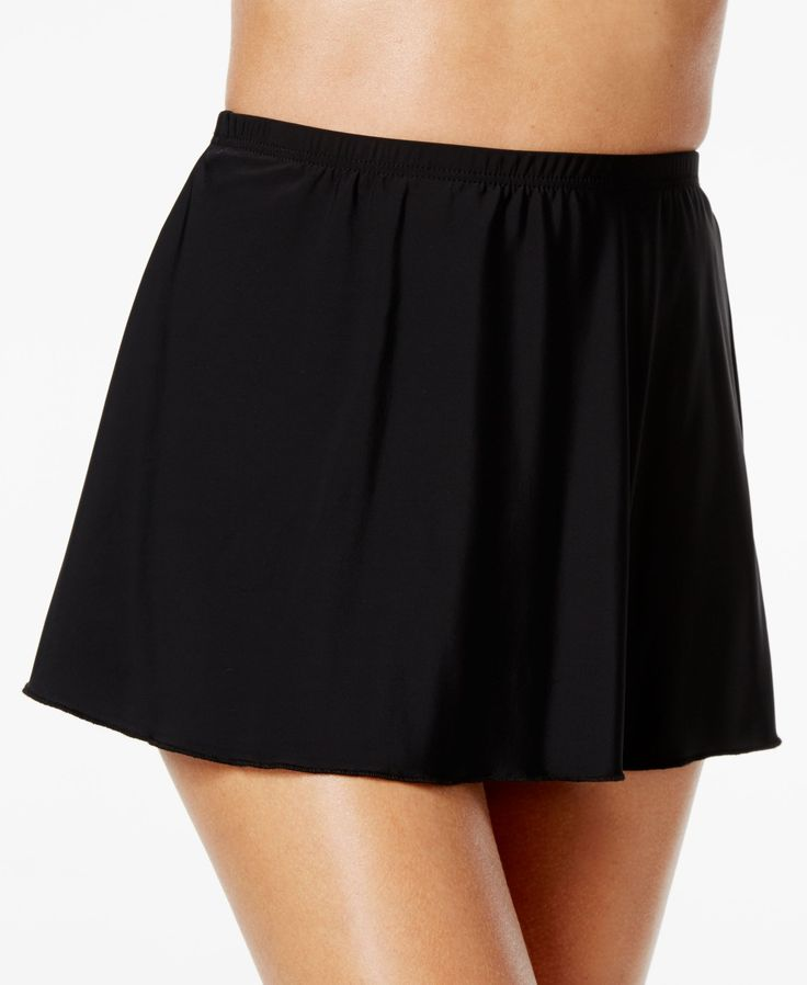 Miraclesuit High-Waist Tummy Control Swim Skirt