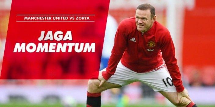 Prediksi MU vs Zorya Liga Europa