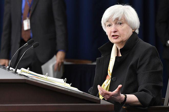 Fed Başkanı Yellen,