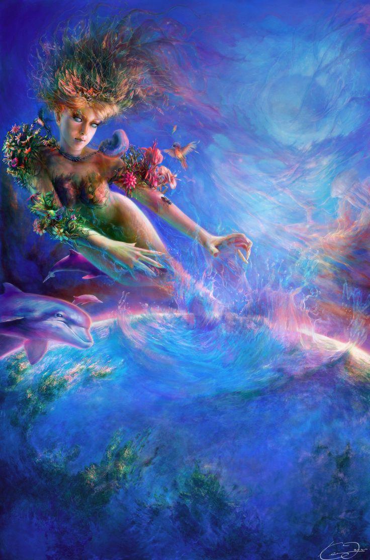 gaia | Gaia and Uranus