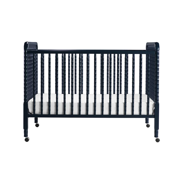 Jenny Lind Crib with Toddler Rail