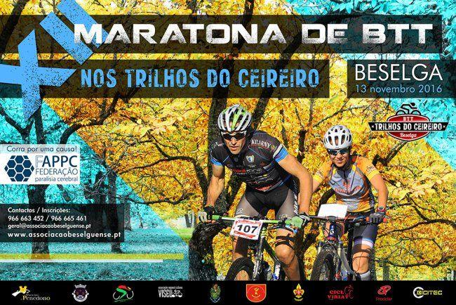 XII Maratona de BTT Nos Trilhos do Ceireiro