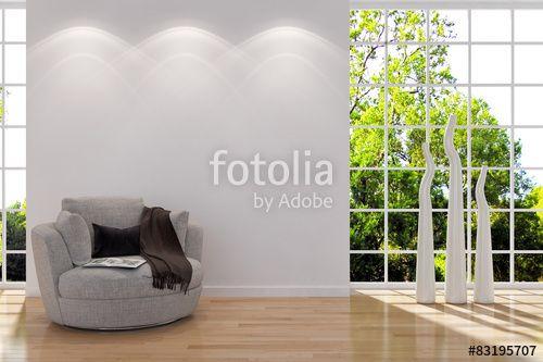 """Pobierz zdjęcie royalty free  """"Living room"""" autorstwa 3darcastudio w najniższej…"""
