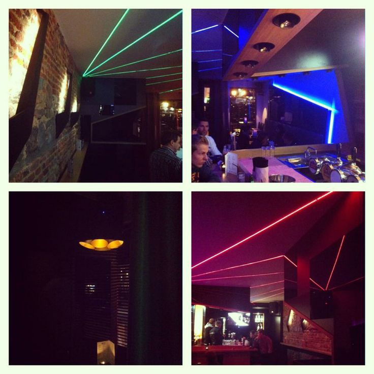 BAR A BAR Oudenaarde The Grand Opening -> TONIGHT See YOU all there. [COOLFIN's-PAWWW's-LGTM's] #concept #LED #DARK Interior design by Pieterjan