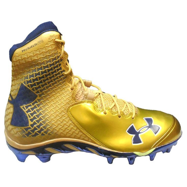 Under Armour Team Spine Brawler MC Wide Football Cleats
