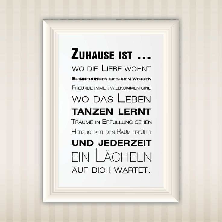 22 best images about typo on pinterest art walls baby for Sprüche poster
