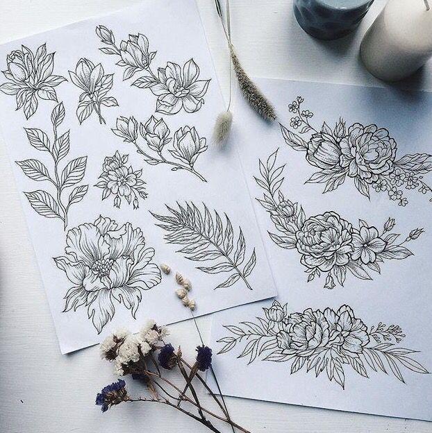 Floral pinterest - Housse de coussin 65 65 ...