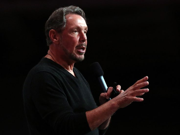 Oracle Stock Drops 2.5% On News That Larry Ellison Has Relinquished His CEO Title : http://tcrn.ch/1r4RzRc