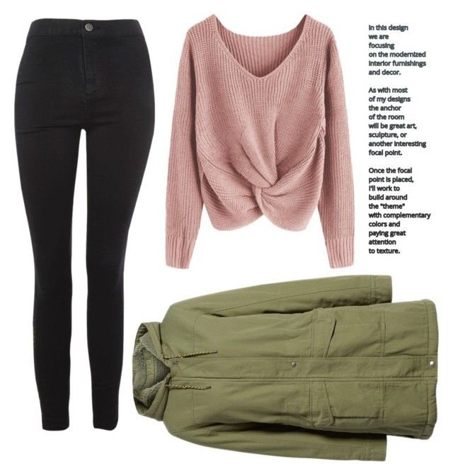 """""""basic Outfit"""" by theo-janickova on Polyvore featuring Topshop and Patagonia"""