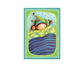 Carte de souhaits Ketto - bébé garçon / Ketto's greeting card - baby boy  www.kettodesign.com