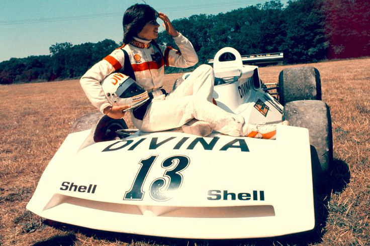 Divina Galica was only the third woman to ever race in Formula 1, interestingly it came about because she was a British Olympic skier and was invited to take part in a celebrity automobile race. She stunned the field with her talent and was quickly hired to race in the 1976 British Shellsport International Group...