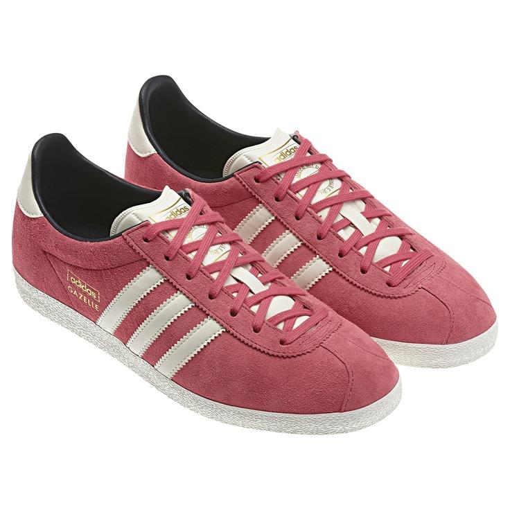 Gazelle Pink: Adidas Gazelle, Gazelle Pink, Clothing Shoes Bags, Super Pink, Zapatilla Gazelle, Og Shoes, Gazelle And, Og Mujer