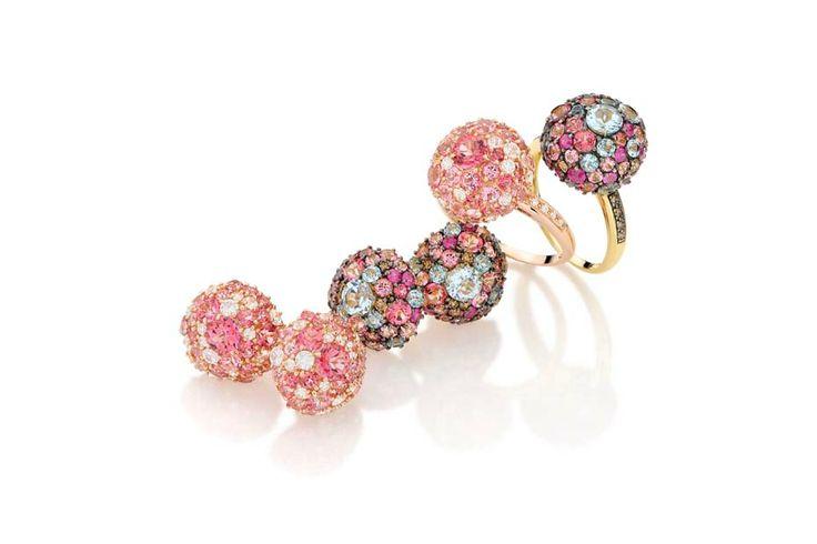 Brumani Baobab collection  AlainRTruong  Pink & Rose