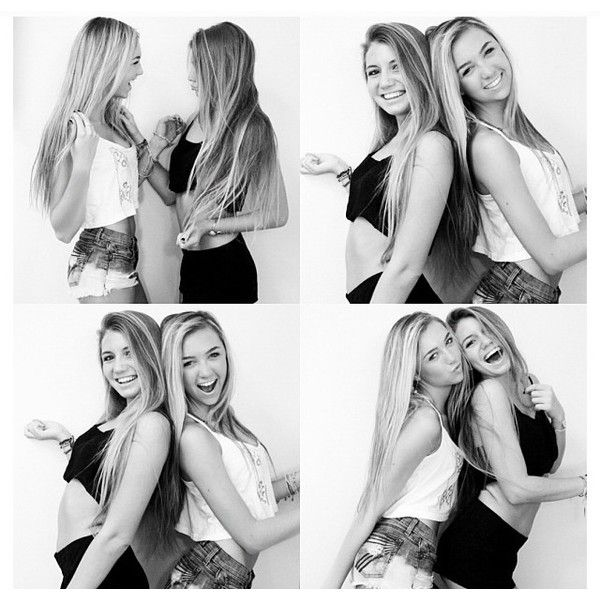 Best friend poses ❤ liked on Polyvore featuring pictures, icons, friends, people, best friends and backgrounds