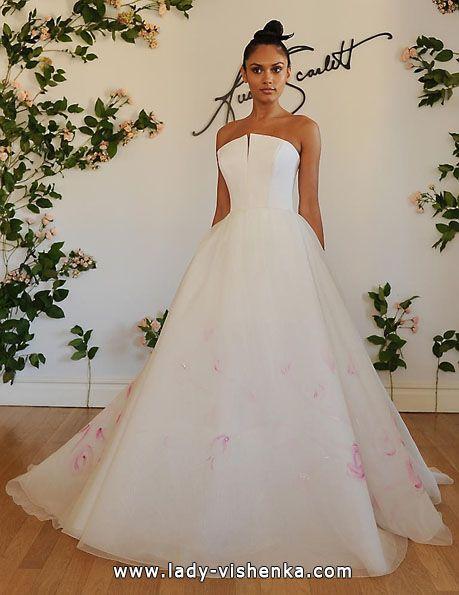 Satin brautkleider 2016 — Austin Scarlett  Alle Brautkleider http://de.lady-vishenka.com/satin-wedding-dress-2016/