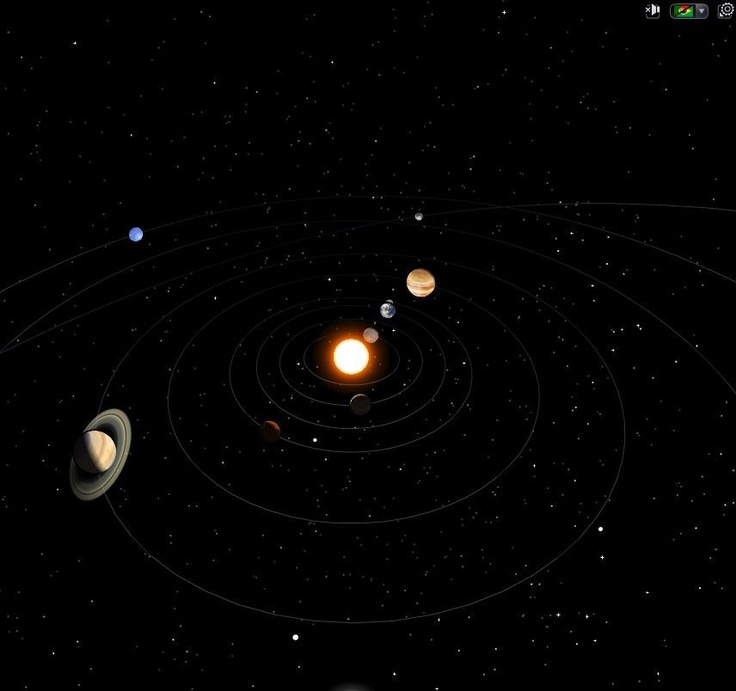 solar system scope old - photo #1