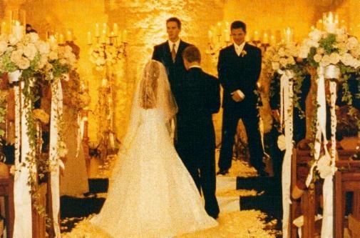 Jessica Simpson Wedding Pictures