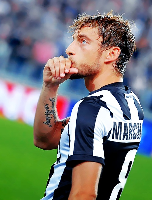 Claudio Marchisio - Juventus, Empoli, Italy.