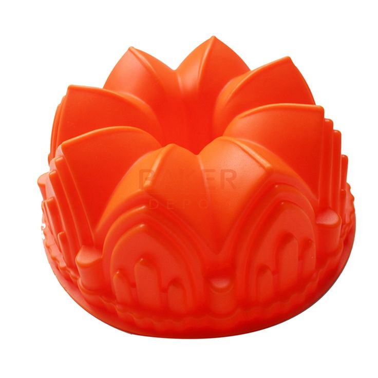 Large crown silicone cake mold microwave baking tools novelty cake molds bread moulds pastry mold SCM. Click visit to read descriptions #Bakeware