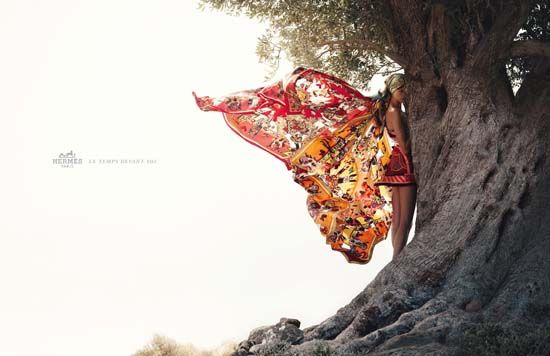 Nathaniel Goldberg photography | Hermès Spring 2012 Campaign