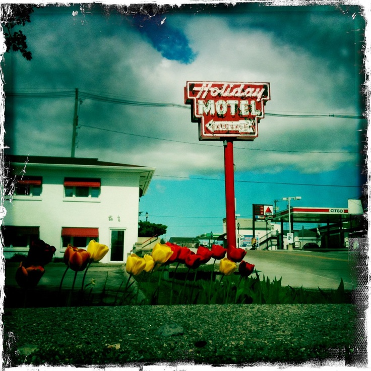 Door County / Sturgeon Bay, WI  Coolest motel EVER!