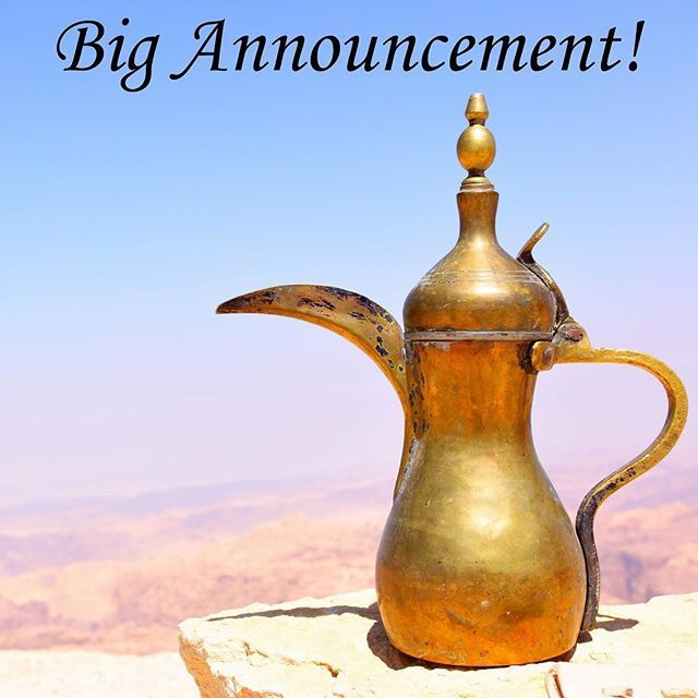 It is official!!! My wife received her military orders and we are moving to the Middle East in September. Although I will not be here I have a few prospective buyers who are interested in following up with the Coffee Geek legacy. For now I am running the business as usual.  More on Coffee Geek's future operations will be announced in the next couple months. Please share this with your friends just in case they miss this notification.