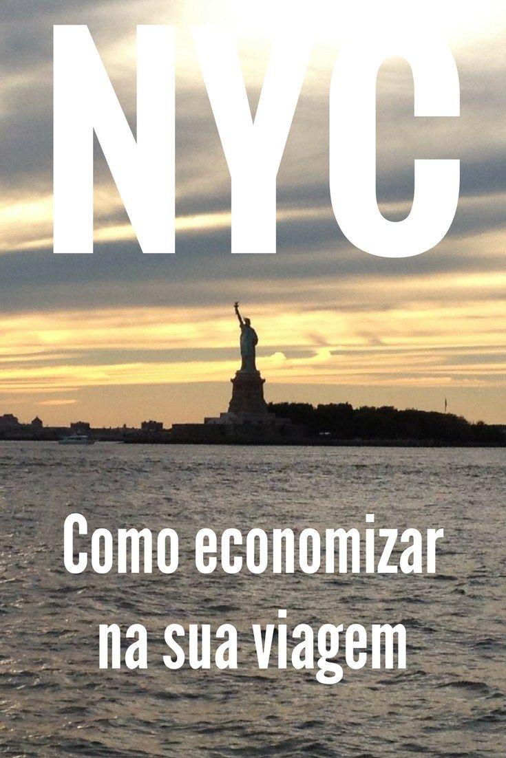 Dicas e segredos de ex-morador da cidade, pra você economizar dinheiro na sua viagem à Nova York.