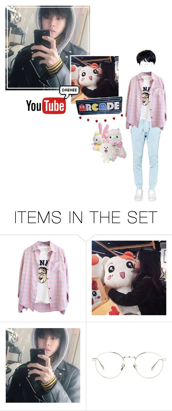 """DAEHEE'S POCKET BOYFRIEND VIDEO "" I WANT TO WIN YOU PLUSHIES! "" 