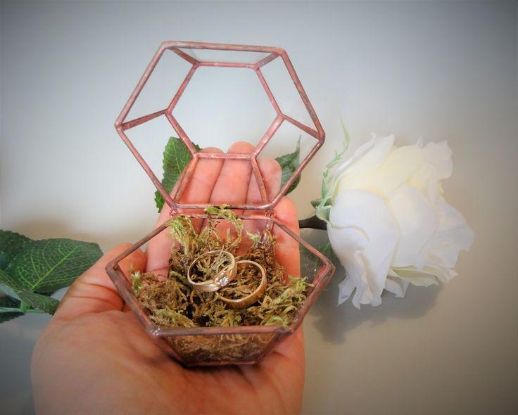 Wedding Ring Box Pudełko Na Obrączki