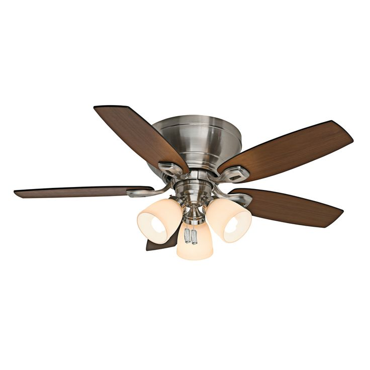 flush mount ceiling fans lowes fan blades with remote lights