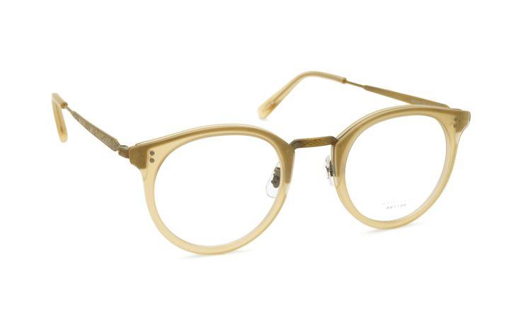 OLIVER PEOPLES(オリバーピープルズ) メガネ Los Angeles Collection[Reeves-P SLB]  販売価格: 32,400円 (税込)