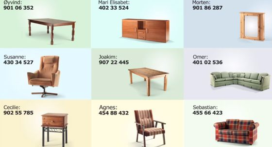 Creative Review - Ad of the Week: Ikea, Second Hand Campaign
