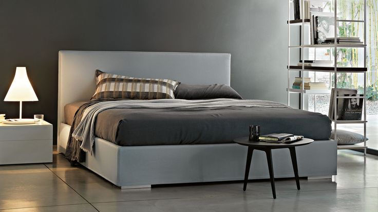 Camille bed by Lema