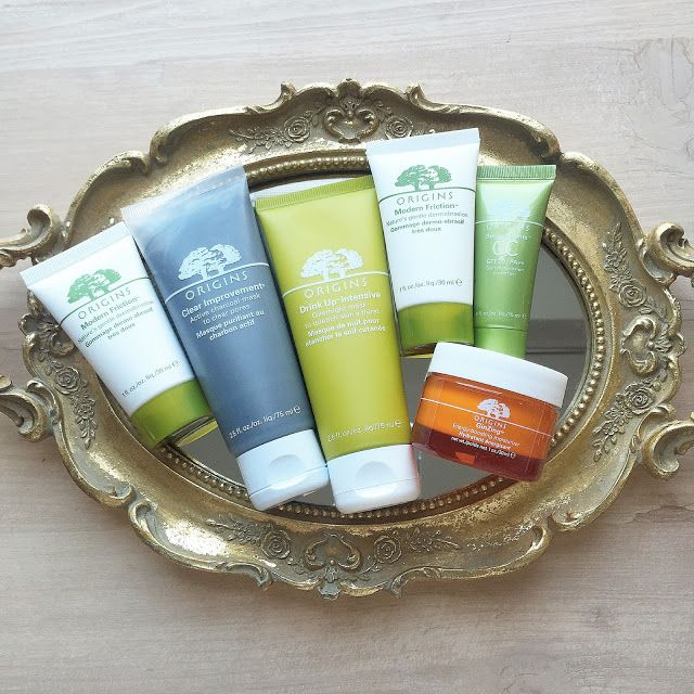 Origins Skincare #IndulgePurely, #sweepstakes and tag @Influenster & @NaturesOrigin.
