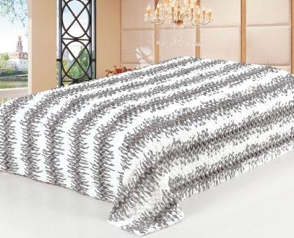 Купить покрывало из искусственного меха ФАЛЬКО 160х220 от производителя Cleo (Китай)