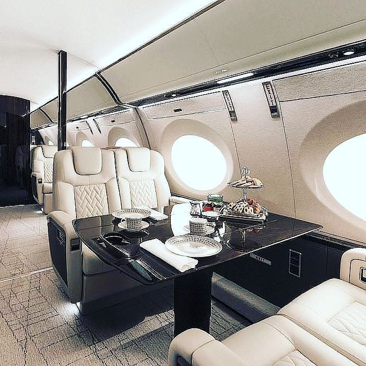It's tea time somewhere inside a Gulfstream.   (via @theprivateluxurytravel) #worldlife #gulfstream #G600 #privatejet #worldtravel #flyprivate #lifestyleback #beautifulskies #luxelife #luxejets #privatejet #champagne #thatsdarling #petitejoys #nothingisordinary #mytinyatlas #passportexpress #BAloves #beautyairlines
