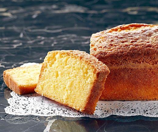 Cake betty bossi citron