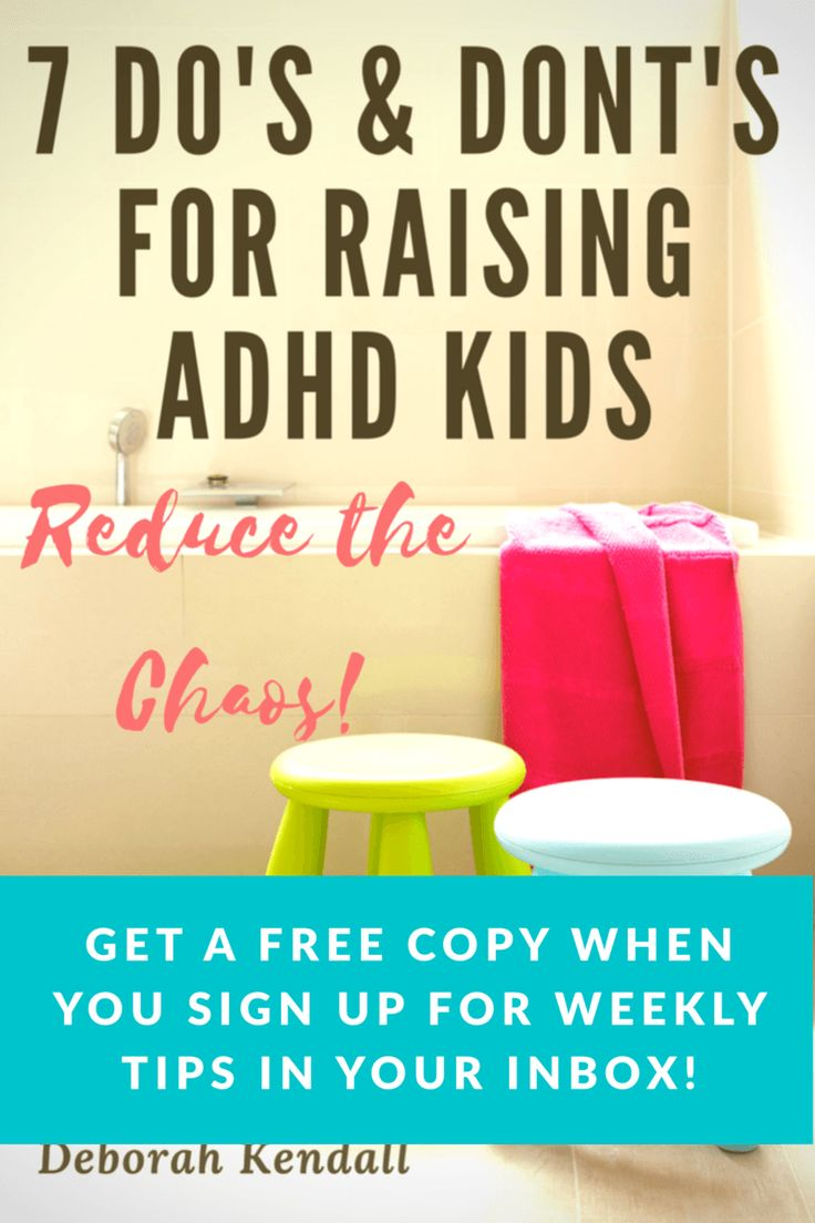 Prior to having any knowledge of ADHD, I didn't believe it existed. I know, nominate me for Mom of the Year. I had no idea what it was and the domino effect ADHD can have on a family. One th…