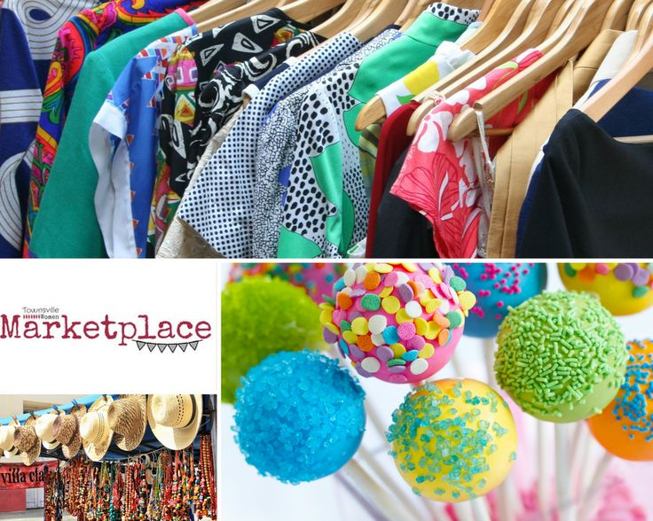 Townsville Women Marketplace - online market for local business to connect with buyers.