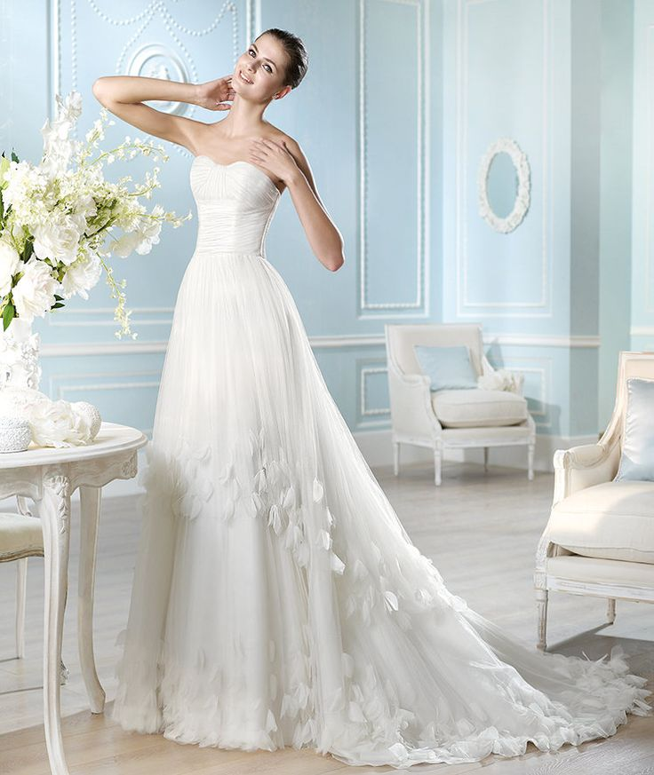 103 best the dress images on pinterest short wedding gowns the best gowns from the most in demand wedding dress designers junglespirit Images