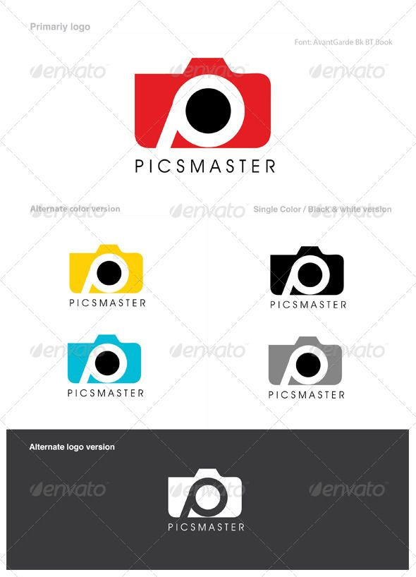 1000+ images about Logo Templates on Pinterest | Logos, Fonts and ...