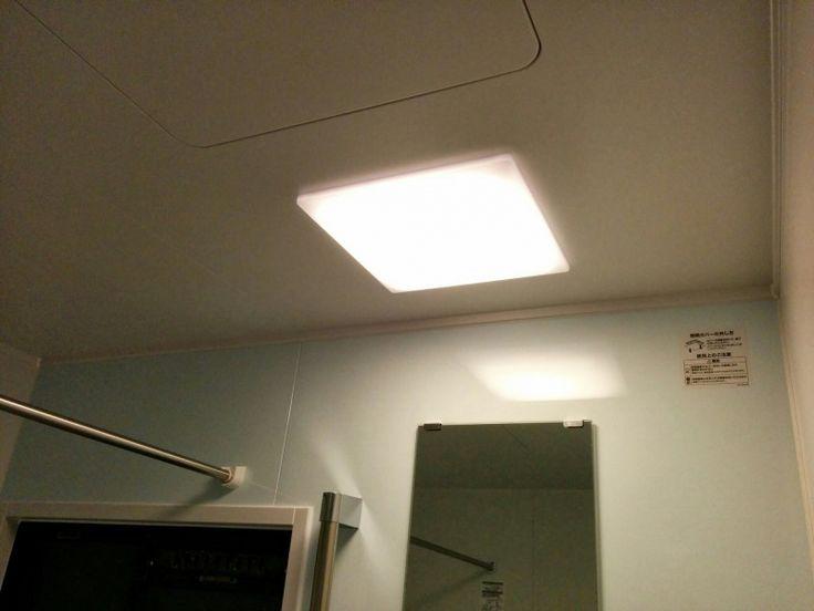 在来浴室からTOTOユニットバス サザナSタイプ(1616)への施工例
