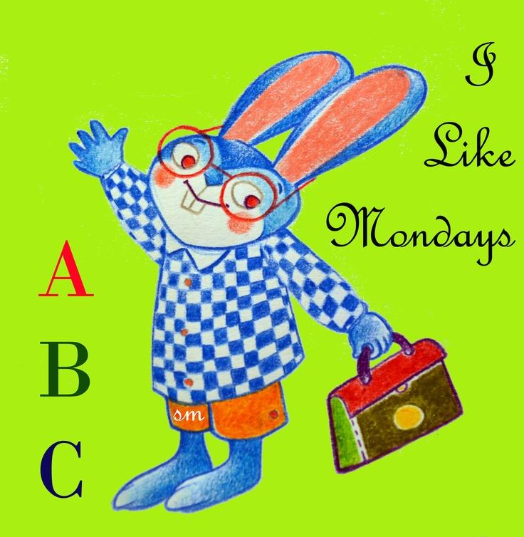 I Like Mondays, 2012. Stefania Missio.