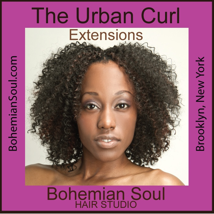Bohemian Soul Hair Studio Natural Styling Options