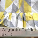 Ruffled A-line skirt: Stitch Savvy