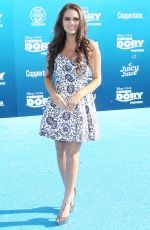 Madison Pettis attends the 'Finding Dory' film premiere in Los Angeles http://celebs-life.com/madison-pettis-attends-finding-dory-film-premiere-los-angeles/  #madisonpettis