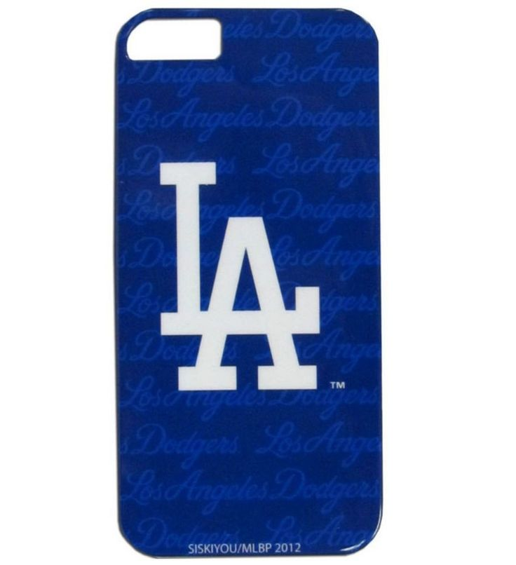 Los Angeles Dodgers iPhone 5 Snap On Case