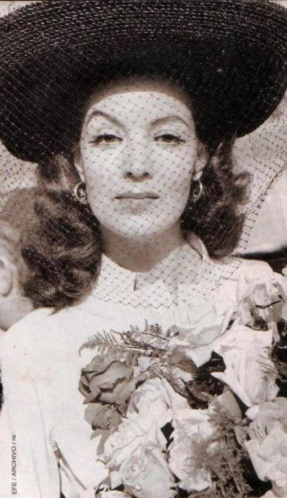 Maria Felix.
